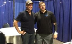 Mike Rowe Has A Gut-Check After Meeting Quadruple Amputee (Video)