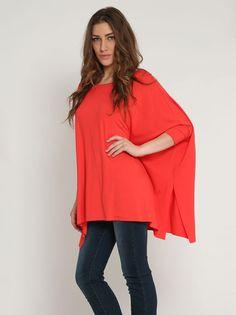 Ασύμμετρη μπλούζα - 9,99 € - http://www.ilovesales.gr/shop/asymmetri-blouza-13/