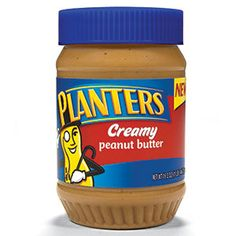 #2 for Creamy Peanut Butter