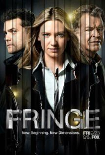 Fringe (TV Series 2008) ... Been netflixing this show lately... It's amazing