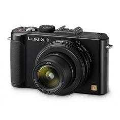 Panasonic Lumix DMC-LX7 -kompaktikamera