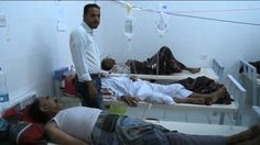 The United Nations says Yemen is now facing the world's worst cholera outbreak, as the U.S.-backed, Saudi-led bombing and naval blockade has devastated the country's health, water and sewer systems. The World Health Organization says more than 200,000 people in Yemen are infected with cholera; 1,300 people have already died—a quarter of them children. Meanwhile, in more news on Yemen, the American Civil Liberties Union has filed Freedom of Information Act requests for records on U.S…