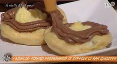 Ricetta: Zeppole di San Giuseppe - Brindisiweb.it