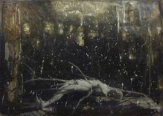 Мрачная живопись итальянского художника Николы Самори - 13