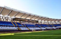 Estadio Regional de Antofagasta / Valle