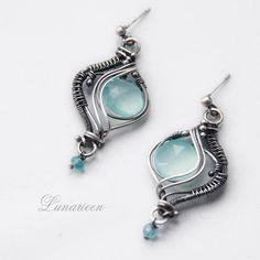 PHAREELITH  by ~LUNARIEEN  Artisan Crafts / Jewelry / Earrings & Piercings