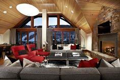 Living Room at Solaris