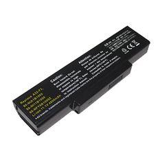 Voor Asus A32-F3 Accu  Hoedanigheid: 4400mAh Spanning: 11.10V Kleur: Black Afmeting: 205.40 x 54.29 x 20.20 mm