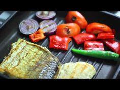 Crap, Sea Food, Grill Pan, Romania, Grilling, Fish, Foods, Make It Yourself, Breakfast