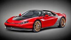 Onewstar: Ferrari: consegnata a Abu Dhabi la prima delle sei Sergio