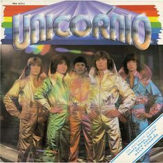 Terrible Album Cover of the Day: Unicornio Lp Cover, Cover Art, Band Names Ideas, Worst Album Covers, Book Covers, Bad Album, Weird And Wonderful, Cool Bands, Kitsch