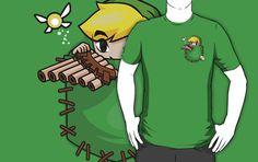 Pocket Link T-Shirt Get yours here: http://tshirtonomy.com/go/pocketlink