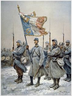 Heroes of the Marne, 1915