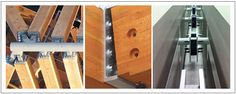 Beere Timber Company | Metal Connections and Fasteners http://www.beeretimber.com/metal_connections.htm