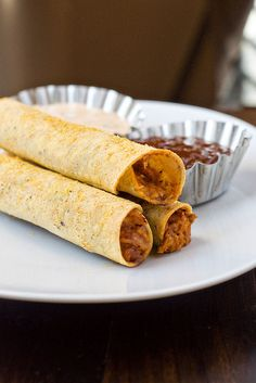 Baked BBQ Chipotle Ranch Chicken Taquitos - 10 ways to use ranch dressing Chipotle Ranch Dressing, Ranch Dressing Recipe, Homemade Chipotle, Homemade Barbecue Sauce, Taquitos Recipe, Chicken Taquitos, Slow Cooker Quinoa, My Favorite Food, Favorite Recipes