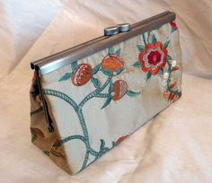 Embroidered Silk Clutch Bag made by Diane Shaw Silks © can now be purchased here: https://www.etsy.com/uk/listing/258049570/silk-clutch-bag-purse-embroidered-red?ref=shop_home_active_3