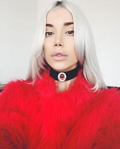 Septum Ring, Chokers, Instagram Posts, Fashion, Moda, Fashion Styles, Fasion