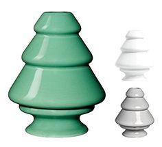Kähler Design Kerzenhalter Avvento Weiß (12,5cm)