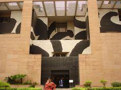 British council library, Delhi- Ar. Charles Correa
