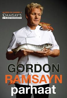 Love his TV shows Gordon Ramsay, Lps, Ramsay Chef, Kitchen Nightmares, Cookery Books, New Cooking, Glasgow Scotland, Nonfiction Books, Love Him