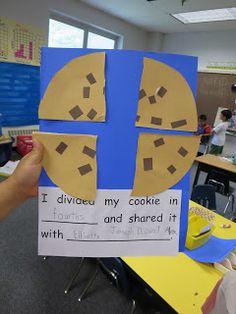 A Tale of Two K Teachers: Fraction Kindergarten Fun!