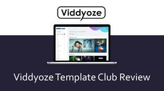 Viddyoze Template Club Review | The ONLY Video Animation Platform You'll...