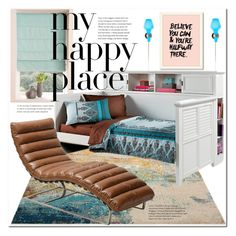 """""""Home sweet home: my happy place"""" by katymill ❤ liked on Polyvore featuring interior, interiors, interior design, home, home decor, interior decorating, Jonathan Adler, homesweethome and myhappyplace"""