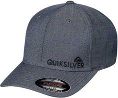 3fabd9232d4 Quiksilver Men s Sidestay HDWR Flexfit Hat