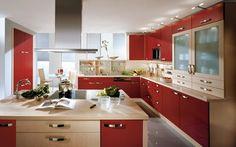 Cocina moderna....Hermosa!!!!