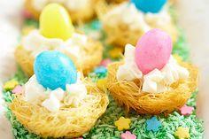 Springtime Nests #Easter