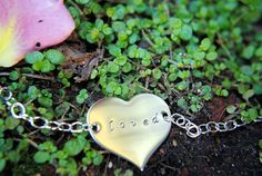 Loved Bracelet by LoveInfinitely on Etsy, $23.00