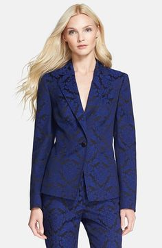 Ted Baker London Jacquard Suit Jacket