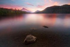 Your Daily Destination!  Lost Lake, Oregon