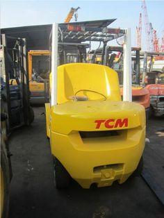 TCM FD30 diesel forklift, 3 ton Japan TCM forklift