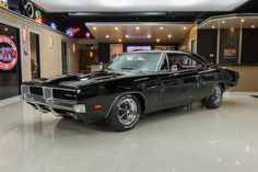 1969 Dodge Charger f