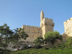 Descriptions of the Walls of Jerusalem - Jerusalem 101 interesting facts
