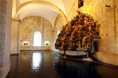 Mãe de Água, nas Amoreiras Museu da Água abre em março novo túnel subterrâneo