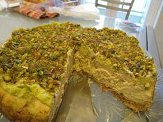 Cheesecake pistacchio e nocciola