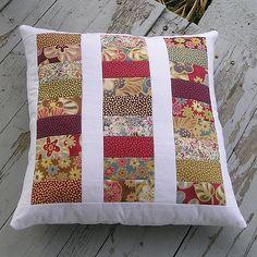 Nine coin pillow