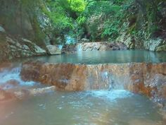 Ποταμός Νέδα Greece, Waterfall, Rivers, Lakes, Outdoor Decor, Beautiful, Greece Country, Waterfalls, River