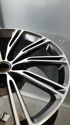 At Premier Wheel Repairs we are proud to provide a skilled first class service repairing, refurbishing, polishing and painting alloy wheels for all types of car – from run-arounds to supercars. Wheels And Tires, Car Wheels, Creative Inventions, Welding Rigs, Rims For Cars, John Deere Tractors, Peterbilt, Alloy Wheel, The Body Shop