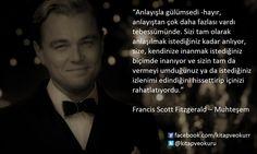 Francis Scott Fitzgerald – Muhteşem Gatsby  https://kitapokurum.blogspot.com.tr/