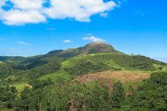 Morro do Sabóo, em SP