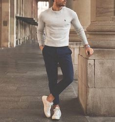 Casual outfit of the day by ? – [pin_pinter_full_name] Casual outfit of the day by ? Casual outfit of the day by … Mode Man, Mode Costume, Herren Outfit, Stylish Mens Outfits, Formal Outfits For Men, Men's Casual Outfits, Casual Jeans, Winter Outfits, Men Formal