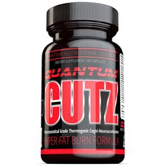 Quantum Cutz (60ct) - The no.1 Best Fatloss Diet Pills and Weightloss Thermogenic Fat Burner, The Best Fat Burner That Increases Metabolism, Energy, and Mental Focus with Weightloss. The Only Thermogenic with Optimal Fat-loss Plus Nootropic Properties. New Formula Guaranteed to Work for Men and Women for Fatloss. >>> Don't get left behind, see this great product : Garcinia cambogia