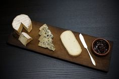 3 cheeses with housemade preserves, pickles and crostini. Olympic Provisions, Artisan Cheese, Kielbasa, Bratwurst, Charcuterie, Olympia, Preserves, Pickles, Ham