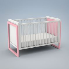 Look 4 Less and Steals and Deals. Pink Floor Lamp, Upholstered Crib, Painting A Crib, Modern Childrens Furniture, Sage Green Walls, Wrought Iron Chandeliers, Yellow Nursery, Pottery Barn Kids, Wall Sconce Lighting