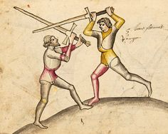 To borrow a famous line, the problem with most people trying to understanding the true nature of historical sword combat is not that they're ignorant — it's just that they know so much that isn't so.