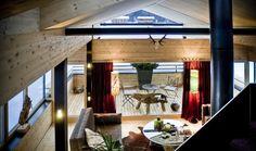 Inneneinrichtung Chalet #architecture #wood #chalet #interior Architekt: Holzbox Tirol; Foto: Umfeld Concept GmbH