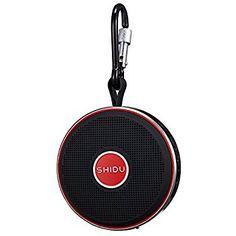 SHIDU Portable Waterproof Bluetooth Speaker | Macon